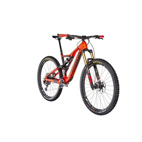 ORBEA Rallon M-Team Mountain bike Full Suspension rosso/nero